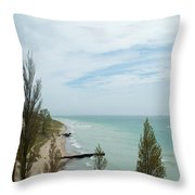 Light View Throw Pillow