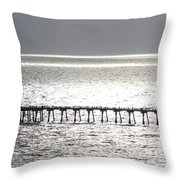 Light Wash Throw Pillow