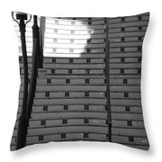 Lighted Steps Throw Pillow
