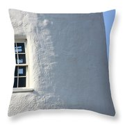 Lighthouse Lookout Throw Pillow
