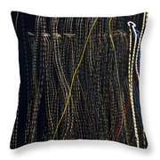 Lights Abstract5 Throw Pillow