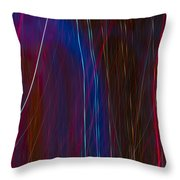 Lights Abstract7 Throw Pillow