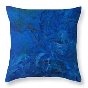 Lightweight Nebula Xxx Throw Pillow
