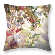 Lightwork Throw Pillow