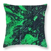 LII Throw Pillow