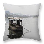 Lijiang Throw Pillow