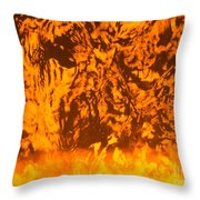 Like Hell Throw Pillow