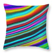 Like Sands Through Time Throw Pillow