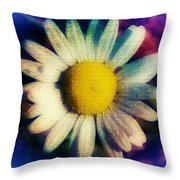 Lil Daisey Throw Pillow