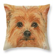 Lil Rascal Throw Pillow