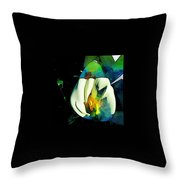 Lilli Throw Pillow by Saifon Anaya