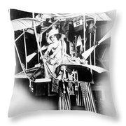 Lillian Lorraine (1892-1955) Throw Pillow