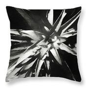 Lily Before The Bloom Throw Pillow