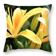 Lily - Id 16217-152100-9584 Throw Pillow