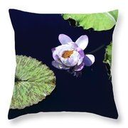 Lily Love II Throw Pillow