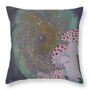 Liminal Space Throw Pillow