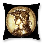 Limited Edition  Marianne Twilight Throw Pillow