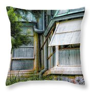 Lincoln Park Conservatory Dsc_7073 Throw Pillow