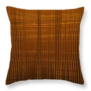 Linear Ripples 148 Throw Pillow