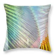 Linen Astract Throw Pillow