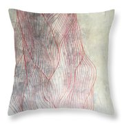 Lines 1 Throw Pillow
