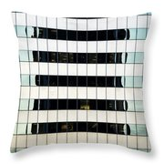 Lines And More Lines Throw Pillow