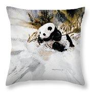 Ling Ling Throw Pillow