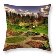 Lingyen Mountain Temple 15 Throw Pillow