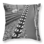 Links Throw Pillow