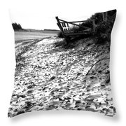 Linwood's Dock 23 Throw Pillow