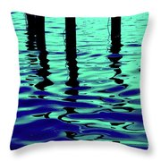 Liquid Cool Throw Pillow