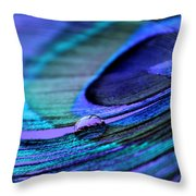 Liquid Spell Throw Pillow