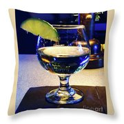 Liquid Sunshine Throw Pillow