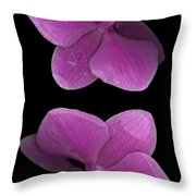 Liquid Vertical Throw Pillow