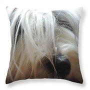 Lisbeth_001 Throw Pillow