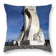 Lisbon 13 Throw Pillow