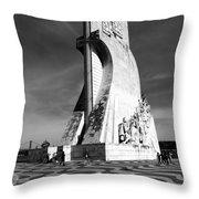 Lisbon 13b Throw Pillow