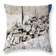 Lisbon 14 Throw Pillow