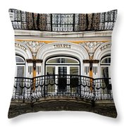 Lisbon 16 Throw Pillow