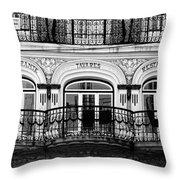 Lisbon 17b Throw Pillow