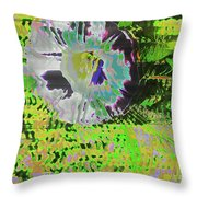 Liseron En Aout  Throw Pillow
