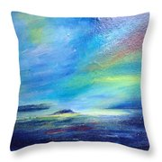 Lismore Light  Throw Pillow