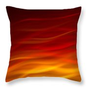 Lite Abstract 4 Throw Pillow
