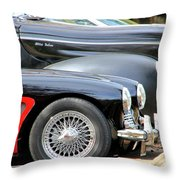 Little And Big Throw Pillow