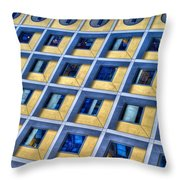 Little Boxes Inside Boxes Throw Pillow