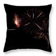 Little Bright One Throw Pillow