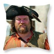 Little John 695 Throw Pillow