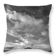Little Lost Sky Throw Pillow