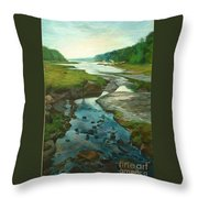Little River Gloucester Throw Pillow