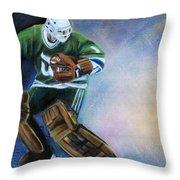 Liut Goal Throw Pillow